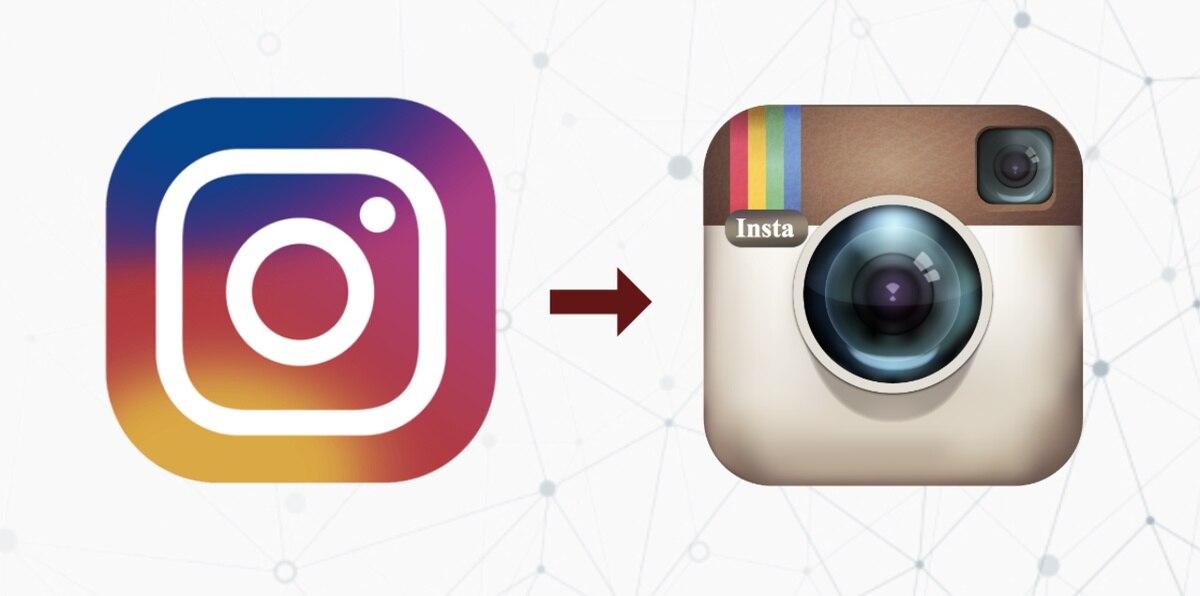 Conoce cómo cambiar el icono de Instagram a su antiguo logo