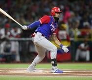 Henry Ramos, jugador de los Cangrejeros de Santurce. (GFR Media)