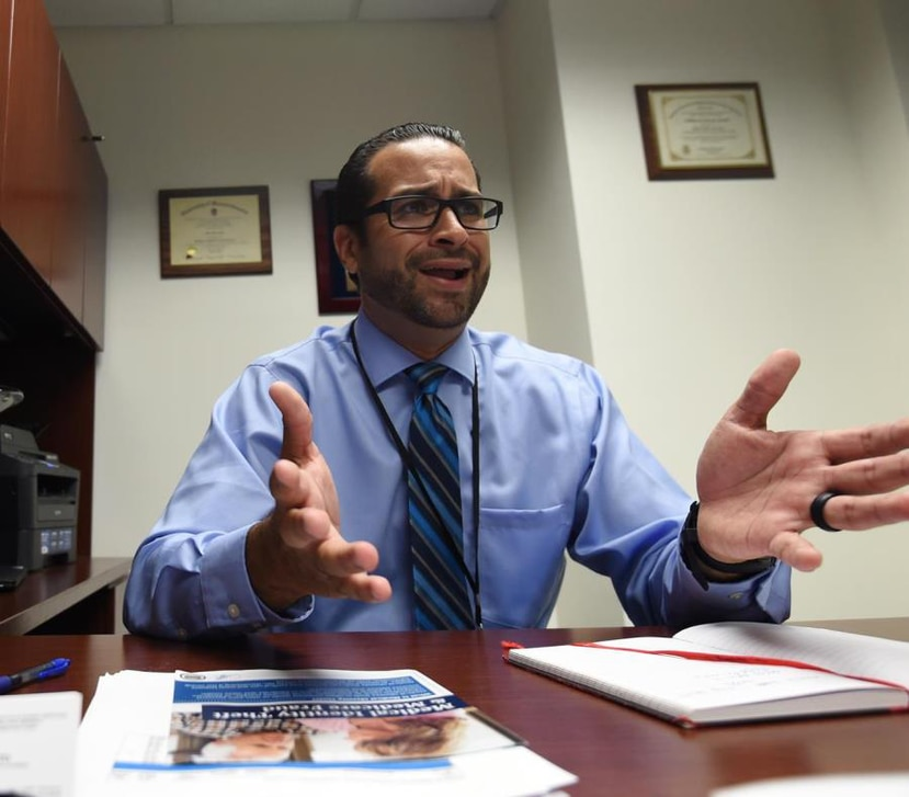 José Luis Soto, deputy director at the OIG of the US Health Department in Puerto Rico.