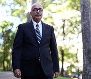 Un FEI investigará a Raúl Maldonado por un contrato otorgado cuando era secretario de Hacienda