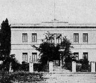 """La Escuela Luchetti en """"El Libro de Puerto Rico"""" 1923."""