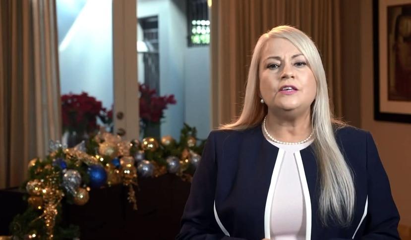 Governor Wanda Vázquez.
