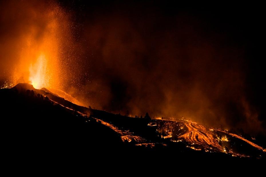 Esta erupción se produjo 50 años después de la última, que tuvo lugar del 26 de octubre al 18 de noviembre de 1971, y que provocó una víctima por inhalación de gases.