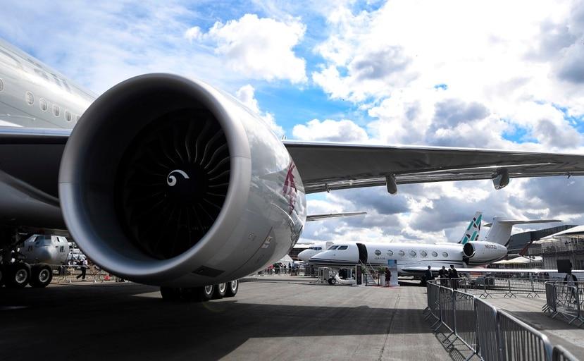 La compañía Boeing recomendó el pasado lunes suspender las operaciones de los 69 aviones del modelo 777 que se encontraban en servicio.