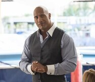 Dwayne Johnson debutó como papá hace 16 años. (IMDB)