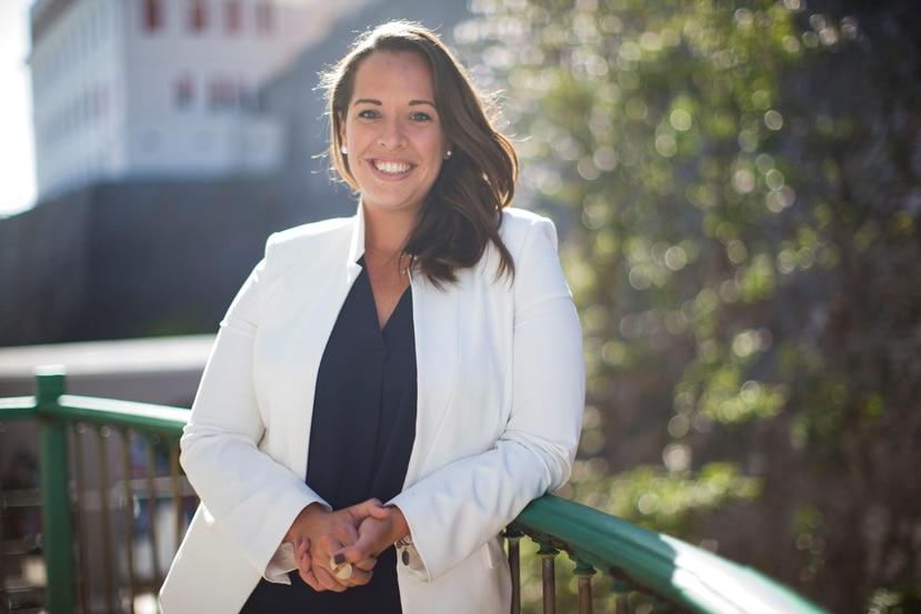 Antes de ser parte de la Compañía de Turismo, Carla Campos trabajó en México y en República Dominicana.