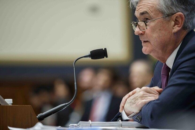 Jerome Powell, presidente del banco central, anunció hoy el paquete de alivios a através de un comunicado de prensa.