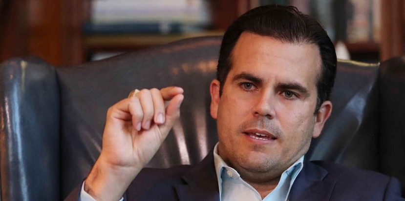 Rosselló will lobby with former governors Aníbal Acevedo Vilá and Alejandro García Padilla, among other members of the Front for Puerto Rico. (GFR Media)