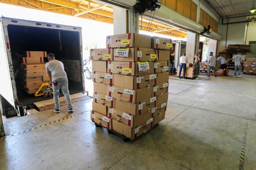 Printech, ubicada en Cayey, es la imprenta encargada de entregar a tiempo las papeletas que se utilizarán en las elecciones generales del 3 de noviembre y también tuvo a cargo la impresión de las papeletas para las primarias locales.
