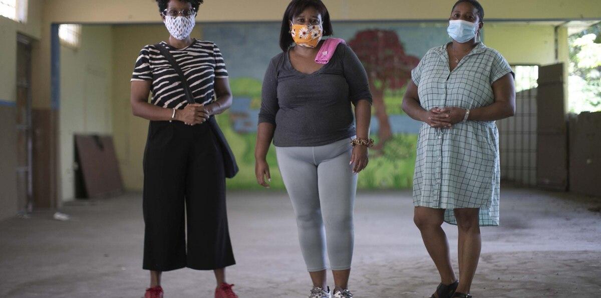 Comunidad de Carolina busca rescatar escuela cerrada