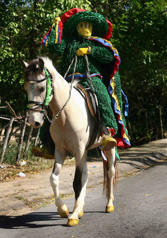 El 28 de diciembre, celebran en Hatillo el Día de Las Máscaras.   (Archivo GFR Media)