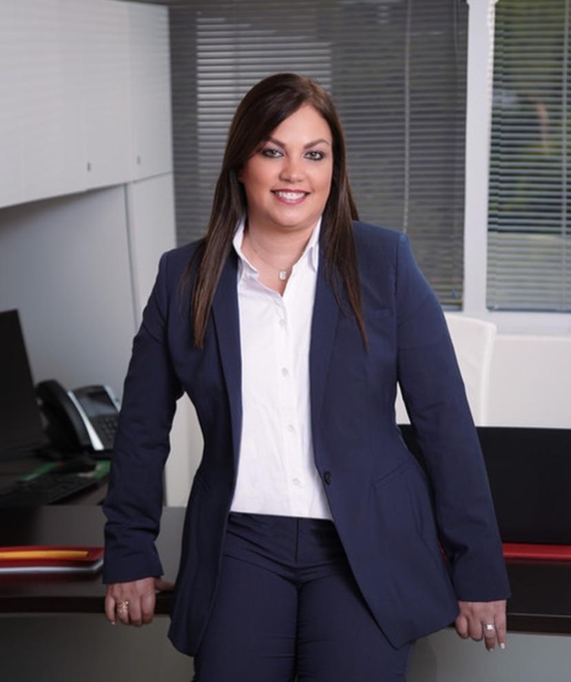 Marianne Ortiz, presidenta y principal oficial ejecutiva de Delta Dental of Puerto Rico, Inc.