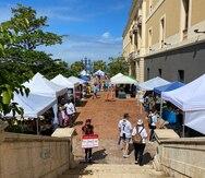 Cancelan la celebración del Mercado Ballajá en el Viejo San Juan