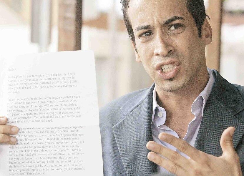 """La defensa alega que Vázquez no mintió al contestar que no conocía a Alex """"El Loco"""" Pabón Colón, porque no sabía su nombre completo. (GFR MEDIA)"""