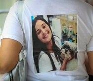Keishla Rodríguez fue enterrada ayer en Guaynabo.