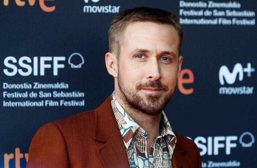 Ryan Gosling. (AP)
