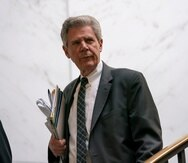 The congressman Frank Pallon.