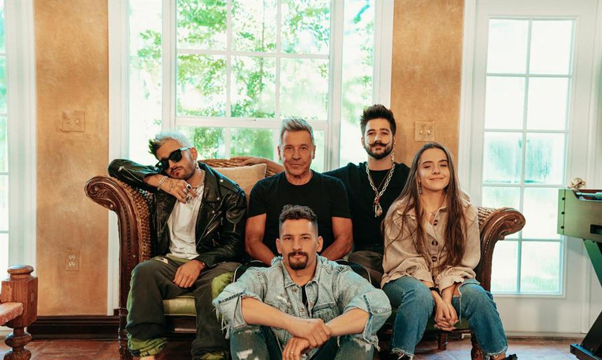 Familia Montaner dará un concierto en República Dominicana en junio