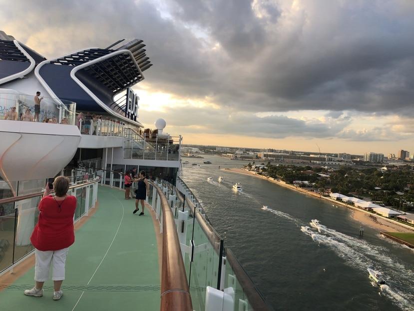 El crucero Celebrity Edge será el primer barco de mar en navegar desde el 20 de marzo de 2020, cuando se hizo el cese de cruceros obligado por la pandemia del coronavirus.