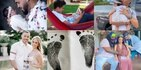 6 famosos boricuas enternecen con imágenes de bebés