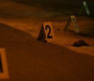El asesinato fue reportado a la policía a través de una llamada al Distrito de Villalba.