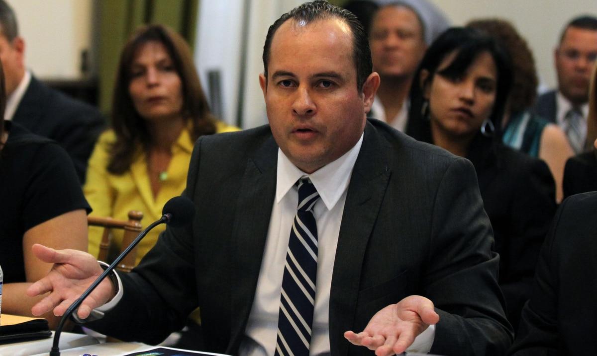 José Luis Dalmau demandará este viernes al gobierno por el interinato de Jesús González Cruz
