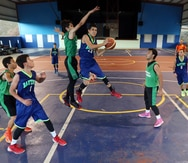 Las categorías menores de baloncesto tendrán sus estadísticas digitalizadas