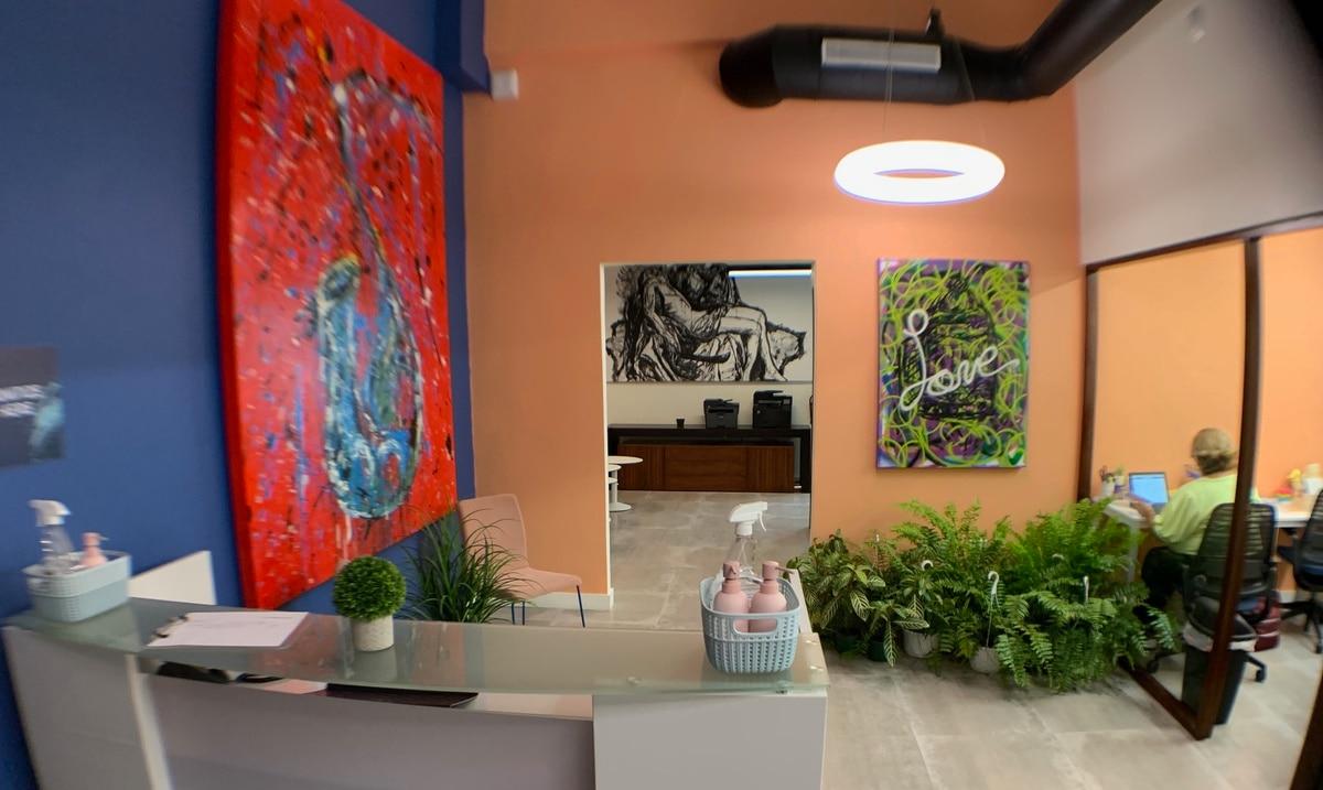 Economista crea nuevo espacio de trabajo compartido en Viejo San Juan