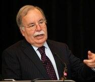 El economista Joaquín Villamil. (GFR Media)