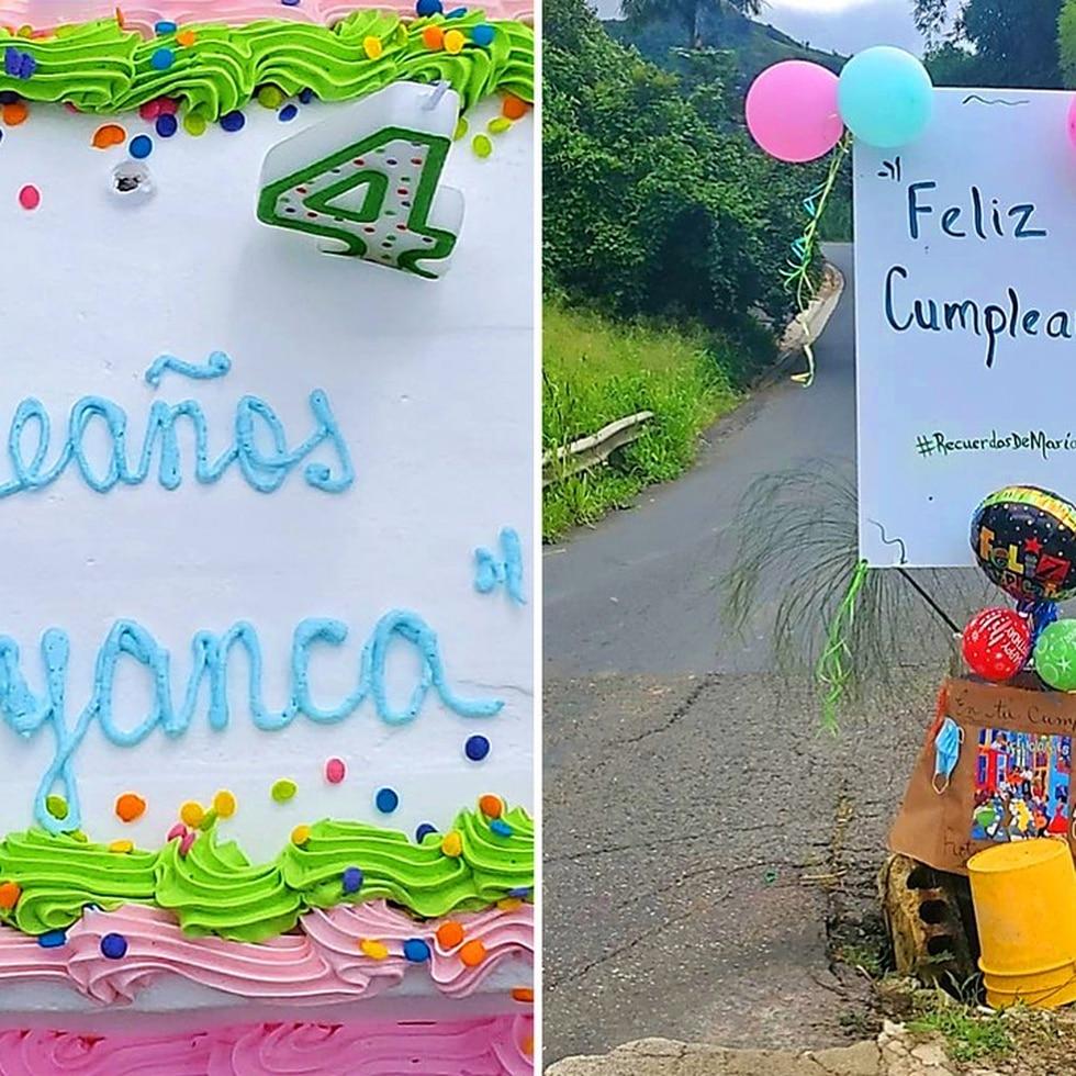 Cantan cumpleaños a boquete en Orocovis: el vídeo y lo que se esconde bajo el roto