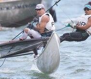 El Copur hace su último intento por conseguir el oro en Hobie 16 de Barranquilla