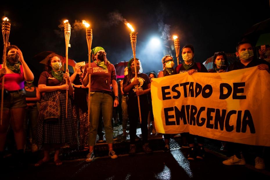 Entre las propuestas de la Colectiva Feminista en Construcción está la declaración de un estado de emergencia para asignar recursos que permitan atender la ola de violencia de género en la isla.