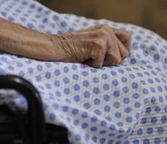 This information partly showst the impact of hurricane Maria on the elderly population of Puerto Rico who are members of the federal private health care plan created by Medicare more than a decade ago.(Archivo / GFR Media)