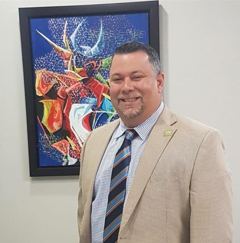 Luis Daniel Rodríguez Delgado,  presidente ejecutivo de Credi Coop San Blas.