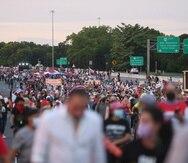 15 de octubre 2021 hato rey  marcha  contra  luma  y  el  gobierno      david.villafane@gfrmedia.com