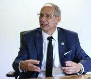 Ralph Kreil, expresidente de la Junta de Gobierno de la AEE.