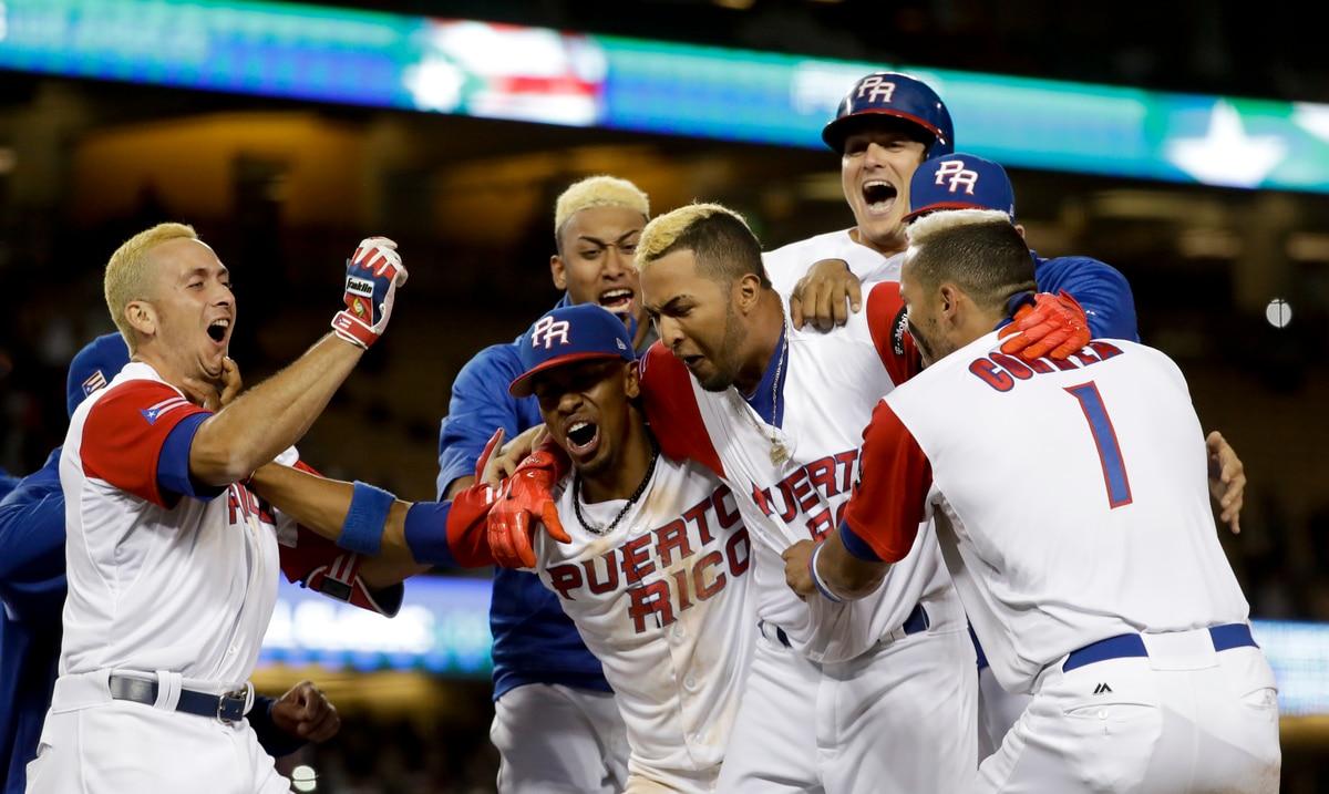 MLB tiene en agenda la celebración del Clásico Mundial de Béisbol para el 2023