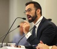 El caucus PNP del Senado solicitará que se retire el nombramiento de Eduardo Rivera Juanatey como juez