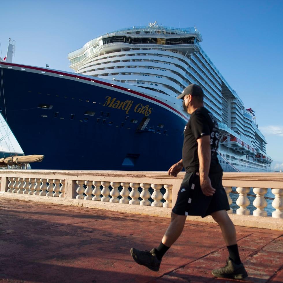 Se espera que a partir de noviembre el puerto de San Juan se convierta en la base de varios cruceros que navegarán por el Caribe.