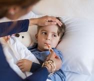 El tratamiento que se ofrece para el catarro común va dirigido a que tu hijo se sienta mejor, pero no hará desaparecer la infección como tal.