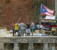 María y Georges han sido dos de los huracanes más destructivos en Puerto Rico.  (AP)