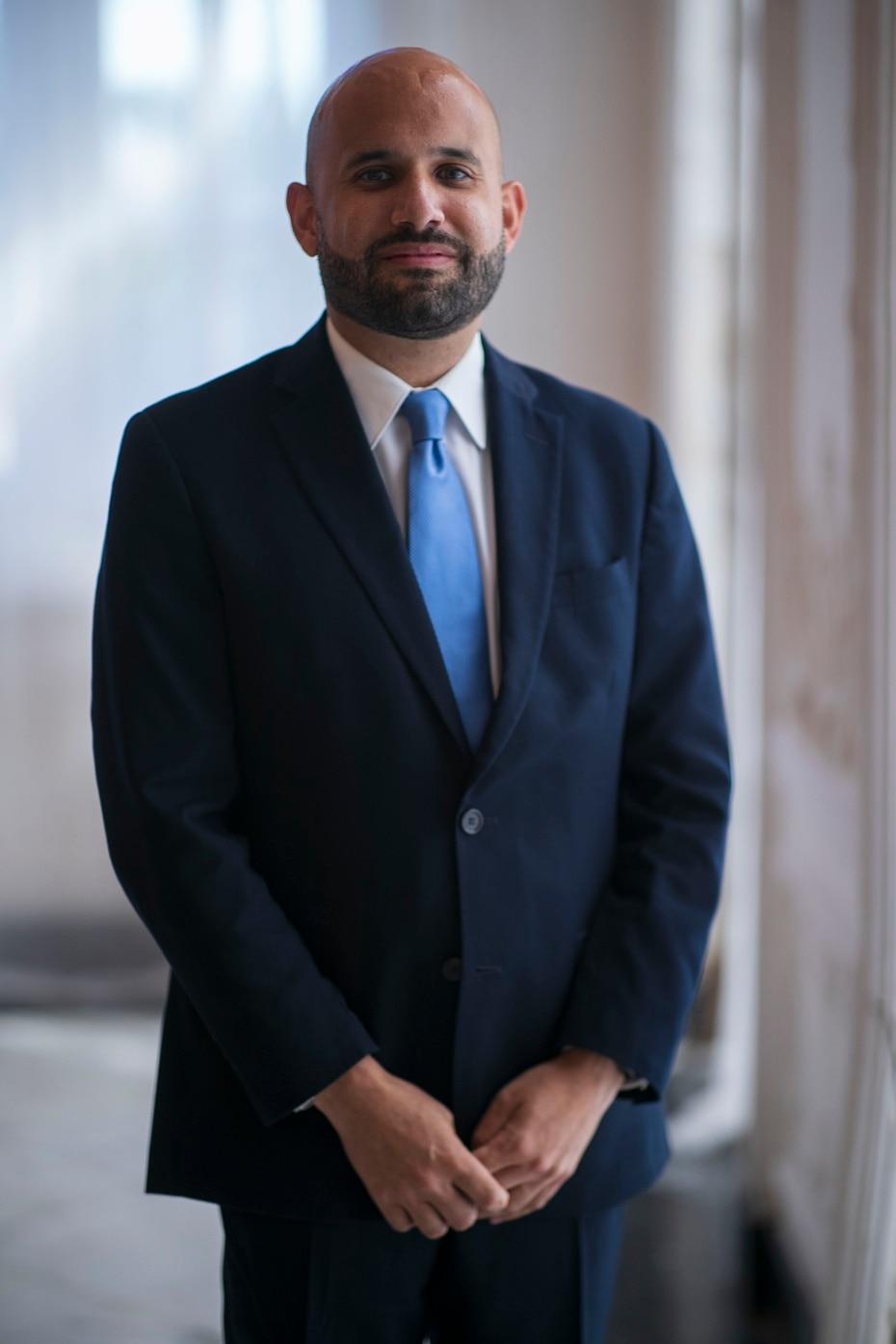 Fernando Figueroa asumió el puesto de Procurador General en propiedad el 10 de mayo de 2021.