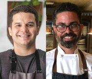 """Los chefs Francis Guzmán y Gabriel Hernández participarán en el evento gastronómico virtual """"Recetas del Futuro"""", de la organización Para la Naturaleza."""