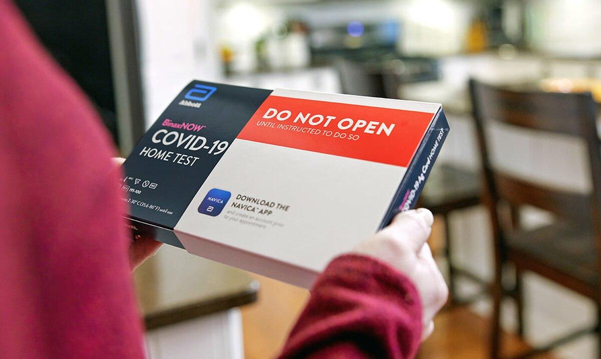 Farmacias Plaza ofrece prueba casera de COVID-19