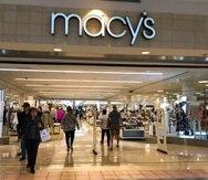 La tienda de Macy's en Plaza Las Américas, en San Juan.