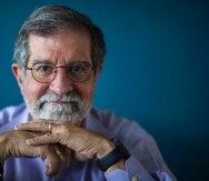 El doctor Fernando Cabanillas cuenta con casi cinco décadas de carrera profesional, los últimos 19 años en Puerto Rico, donde dirige el Centro de Cáncer del Hospital Auxilio Mutuo.