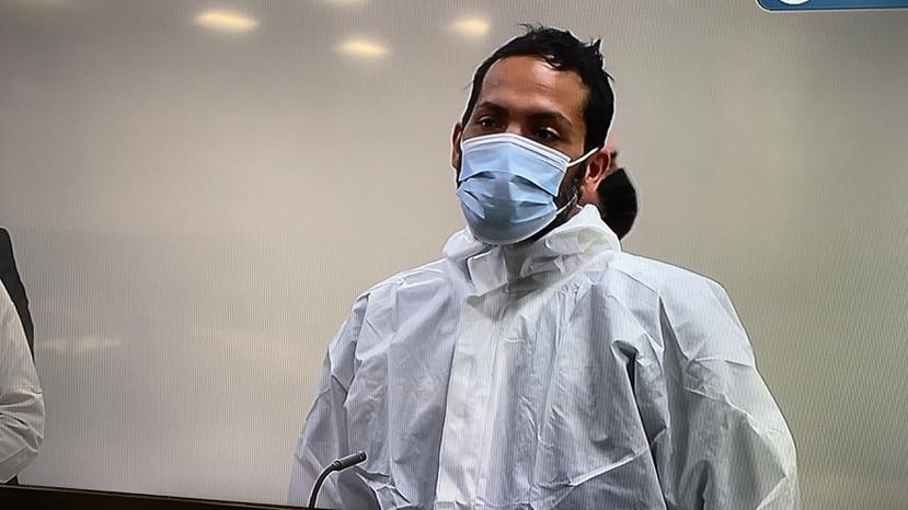 Miguel Ángel Ocasio Santiago insistió en que no quiere ser representado por abogados de la Sociedad para la Asistencia Legal.