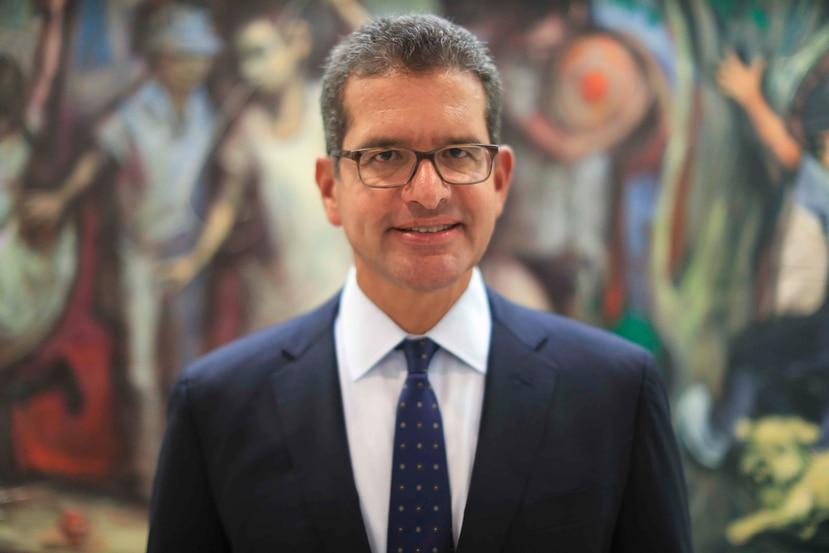 El ex comisionado residente en Washignton D. C. Pedro Pierluisi.