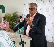 El dominicano Luis Mejía es el presidente de Centro Caribe Sports.