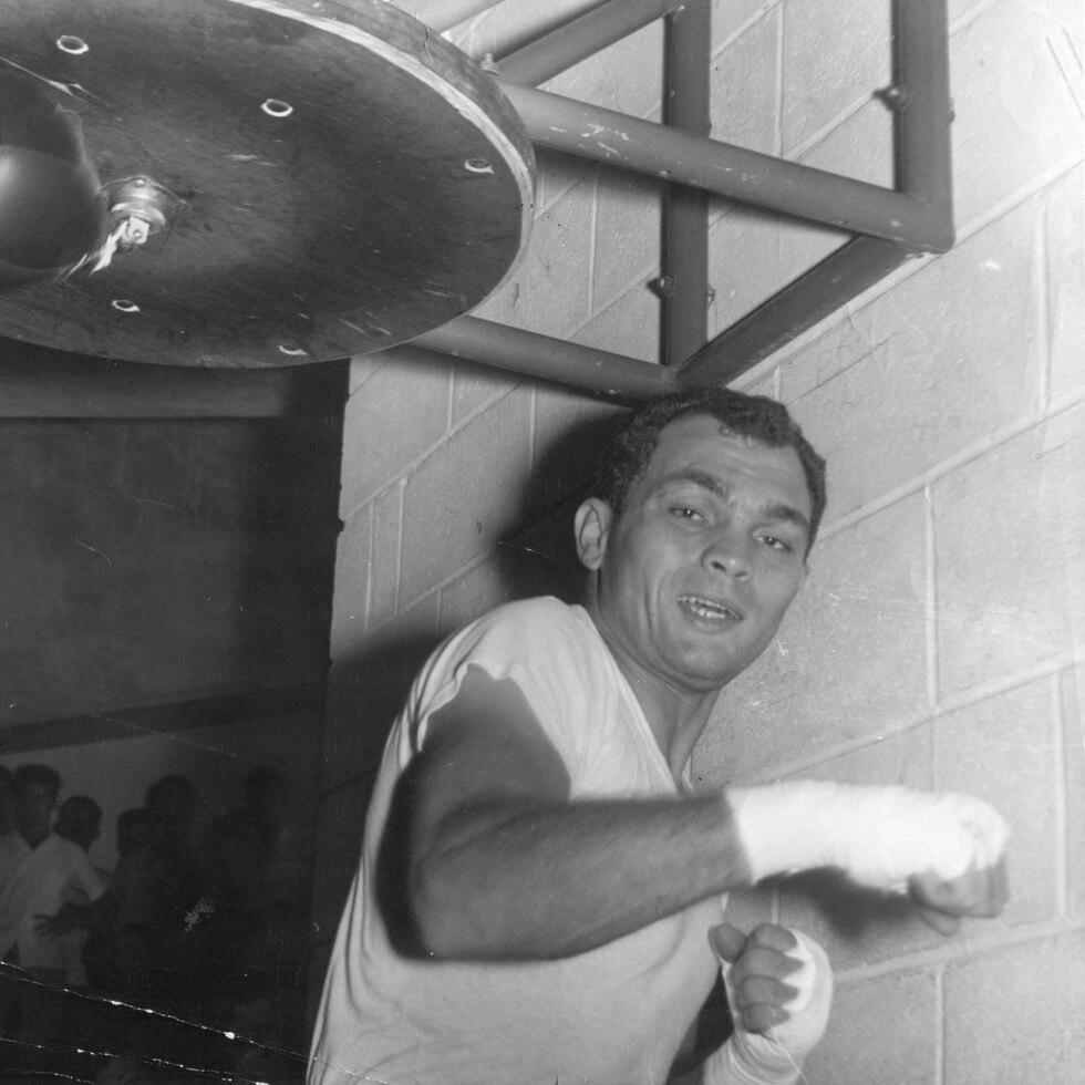 Carlos Ortiz se inició en el boxeo para mantenerse alejado de las malas influencias en las calles de Nueva York. (Archivo)